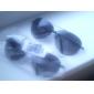 Kaca Mata Hitam Bingkai Aloi Bergaya dengan Perlindungan UV untuk Lelaki