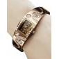 Women's Watch Diamond Decor Steel Bracelet
