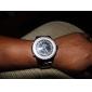 WEIDE® Men's Watch Dress Watch Dual Time Zones Water Resistant Analog-Digital Display