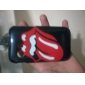 Tongue Pattern Hard Case for Samsung GALAXY Y S5360