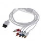 Wii Video/Audiokabel (wit - 1.m)