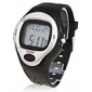 Unisex Calorie Counter Multi-Functional Digital Silicone Band Wrist Watch