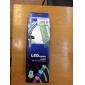 3.3 인치 5 - LED 샤워 헤드 (플라스틱, 크롬 마무리)