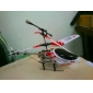 Taille Palm 3.5 canaux Gyro Hélicoptère télécommandé avec lumière (couleurs assorties, Modèle: 323B)