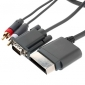 HD VGA Cable for Xbox 360