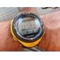 σπορ ρολόι ηλιακή powered αδιάβροχο ψηφιακή πολλαπλών λειτουργιών των ανδρών