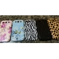 Leopard Print Hard Case for Samsung Galaxy S3 I9300 (Assorted Colors)