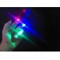 컬러풀 LED 레이저 손가락빛 (4-팩)