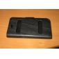 Wallet Shaped Flip PU Leather Case for iPhone 4 and 4S (Assorted Colors)