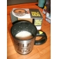 Café automático copo de mistura / caneca drinkware copo de café em aço inoxidável auto agitação caneca elétrica botão