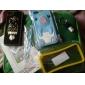 mini slitina hliníku vodotěsná / sealed / nouzové informace láhev (náhodné barvy)