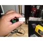 Двойной микроD / HC для M Pro Duo Карта памяти адаптер (белый)