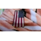 Retro Style US Flag Pattern Hard Case for iPod Touch 5