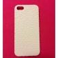 светло-желтой гравировкой цветочный дизайн жесткий футляр для iphone 5/5s