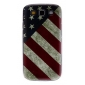 Vintage America Pattern Hard Case for Samsung Galaxy S3 I9300