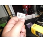 dubbele microSD / hc naar MS PRO Duo geheugenkaart adapter (wit)