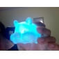Fat Pig Shaped Colorful LED Night Light (3xAG13)