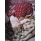 PethingTM Full Spot Pattern Slim Braces Dresses for Dogs