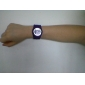 grandi dimensioni silicone Paipai orologio, viola