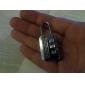 Aleación de Al Silver 3 dígitos candado de combinación