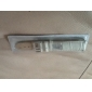 Unisex Leder Armband 20mm (weiß)
