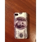 US Dollar Pattern Polycarbonate Case for iPhone 4 / 4S