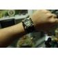Kvinnors Skull Style Quartz analog armbandsur (blandade färger)