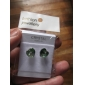 cristalli austriaci nel cuore orecchini collana di stile del cuore