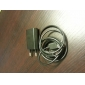 Universal USB Charging Data Cable with EU Plug Adapter