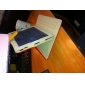 Two-tone Grid Pattern PU Leather Case for iPad 2/3/4 (Assorted Colors)