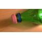 Caps Creative bouteilles réutilisables en silicone (6 pcs couleurs aléatoires)