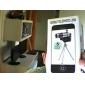 Objectif de Longue Focale x12 avec Coque Arrière pour iPhone 5