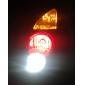 1156 1W 8x5050SMD Amarillo Blanco Bombilla LED de freno de coches / Encendido de la lámpara de señal (12V)