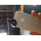 3-i-ett Designad Kamera Lens Kit 180 Degree Fish Eye, 2 X Vidvinkel och Macro Lens för iPhone 5 m.fl.