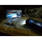 Eco-friendly 1-Mode 3-LED Dynamo Flashlight