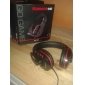 Kanen KM-790 Headphone 3.5mm Over Ear Stereo with Microphone for PC  (Assorted Colors)