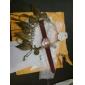 Orologio Crisantemo, al quarzo, unisex - Marrone