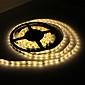 USD $ 13,46 - wasserdichte LED Streifen, Warmes Weißes  Licht, 5 Meter / 300x3528 / SMD (12V)