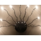 G4 18x5050 SMD 2-2.5W 180-200LM 6000-6500K naturlig hvid Light LED Majskolbe pære (12V)