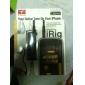 El Último Sistema Conector de Cable para Amplificación y Efectos de Sonidos para iPad/iPhone/iTouch