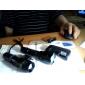 c8 5 modes Cree XR-e Q5 lampe led (1x18650, noir)