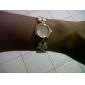 Relógio de Pulso Feminino Analógico Estilo Bracelete Floral (Cores Diversas)