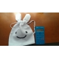 Cute Smilling Face Travel Storage Bag (Random Color)