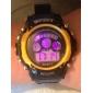 Wasserdichte Digitale Sport-Armbanduhr EL (schwarz)