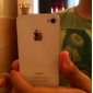Gold Plated Royal Crown Anti-stof Earphone Jack voor iPhone 4/4S