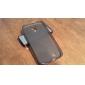 삼성 갤럭시 S4 I9500 (분류 된 색깔)를위한 먼지 마개를 가진 간단한 작풍 케이스
