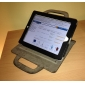 postikortti tyyli pu nahka pussi jalusta iPad 1/2/3/4 ja muut