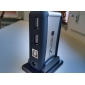 Vertical Tower 7 Port USB 2.0 Hub