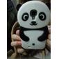 Panda Pattern Soft Case for Samsung Galaxy S4 I9500