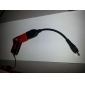 Micro USB Male to USB A Female OTG Data Cable (0.1M)
